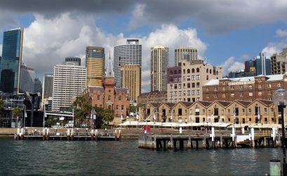 Sydney Harbor - Sydney, Australia