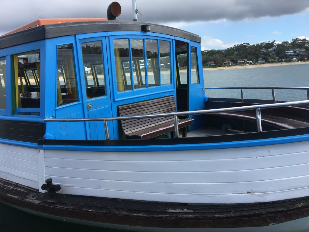 Cronulla Ferry to Bundeena Wharf