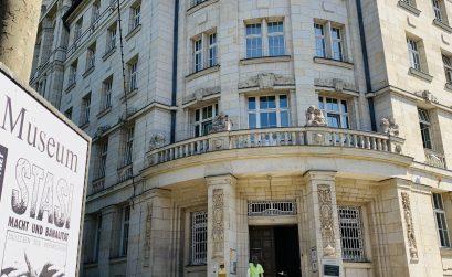 Museum in der Runden Ecke – Stasi Museum